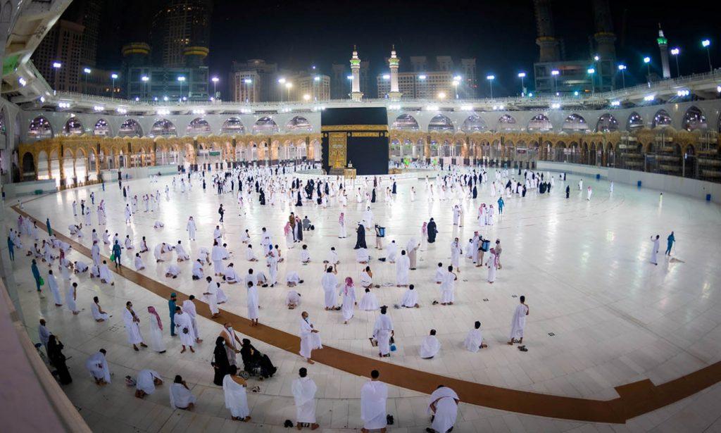 Umat Islam Seluruh Dunia Kini Sudah Boleh Kembali Mengerjakan Umrah Di Mekah